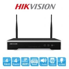 Đầu Ghi Hình IP Hikvision DS-7104NI-K1/W/M