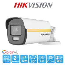 CAMERA HIKVISION DS-2CE12DF3T-F