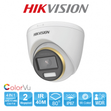 CAMERA HIKVISION DS-2CE72DF3T-F