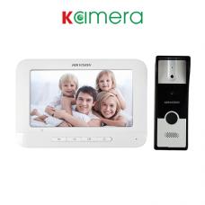 Bộ điện thoại gọi cửa có hình analog Hikvision DS-KIS204