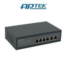Switch APTEK SF1042P 4-Port 10/100Mbps PoE