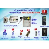 BỘ KHÓA CỔNG HOMEPROSEC HPS-SLPLUS-V1B4