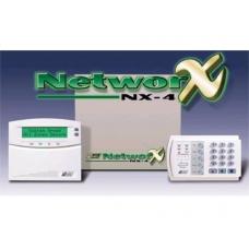 Báo Cháy & Báo Trộm NetworX NX-4