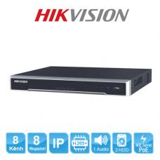 Đầu ghi hình IP HIKVISION DS-7608NI-K2/8P
