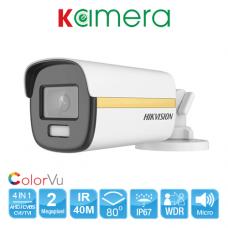 CAMERA HIKVISION DS-2CE12DF3T-FS