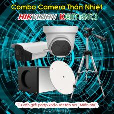 Combo Camera Thân Nhiệt HIKVISION